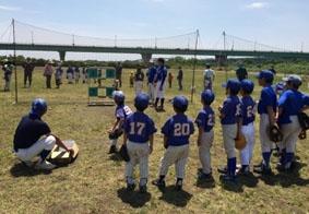 スポーツ少年団野球教室・体験会開催