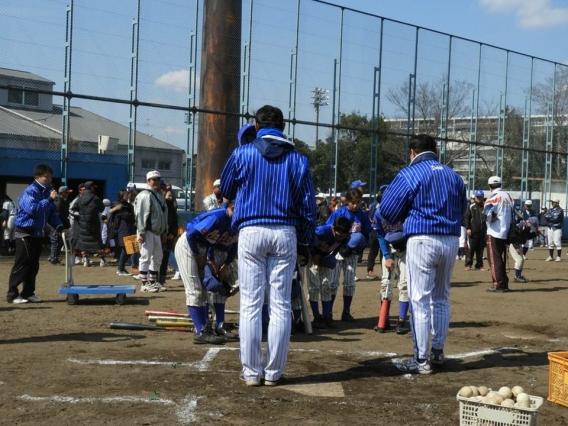 野球教室(2017.2.26)